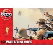 Airfix Afrika Korps WWII - figurki w skali 1:72 - Airfix A01711