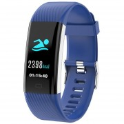 Reloj inteligente F21pulsera IP68 a prueba de agua Monitor de presión arterial localizador de sueño