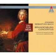 Nikolaus Harnoncourt/Concertus Musicus Wien - Bach:Brandenburg Concertos (2CD)