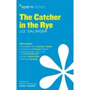 The Catcher in the Rye, Paperback/Sparknotes