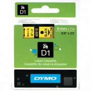 D'origine Dymo 40918 / S0720730 étiquettes multicolor 9mm x 7m - remplace Dymo 40918 / S0720730 labels