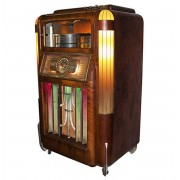 Wurlitzer Model 24 Jukebox 1938 - Gerestaureerd