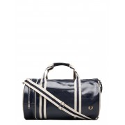 Fred Perry Classic Barrel Bag Bags Weekend & Gym Bags Blå Fred Perry