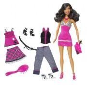 Barbie Fab Life Nikki Doll And Fashions Gift Set