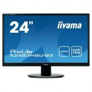 IIYAMA Monitor IIYAMA ProLite X2483HSU-B3 23.8 FHD AMVA 4ms