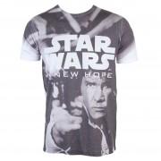 tričko pánské Star Wars - A New Hope (Dye Sub) - PLASTIC HEAD- PH8984