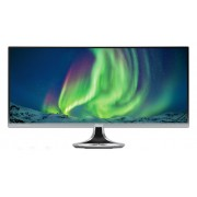 "ASUS MX34VQ 34"" Ultra-Wide Quad HD LED Matt Curved Grey computer monitor"