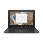 "HP Chromebook 11 G5 EE 29.5 cm (11.6"") LCD Chromebook - Intel Celeron N3060 Dual-core (2 Core) 1.60 GHz - 4 GB LPDDR3 - 32 GB Flash Memory - Chrome OS 64-bit - 1366 x 768 - Twisted nematic (TN)"