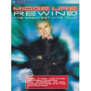 Video Delta Midge Ure - Rewind - The greatest hits tour - DVD