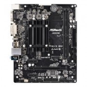 Дънна платка asrock j4005m, micro atx, intel celeron j4005, intel uhd graphics 600, dual channel ddr4 memory technology
