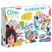 Acitvidades Infantiles kit de Juegos Cleo y Cuquín - Clementoni