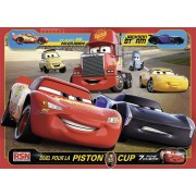 Puzzle Nathan - Cars 3, 100 piese (62503)