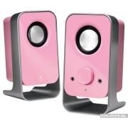 SPEAKER, Logitech LS11, 2.0, 3W RMS, Pink (980-000486)