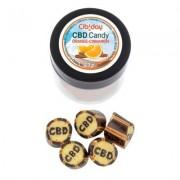 Cibiday Bonbons au CBD, Orange et Cannelle (Cibiday)