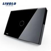 Intrerupator tactil simplu Livolo standard italian