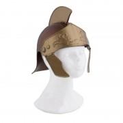 Merkloos Romeinse helm goud voor volwassenen