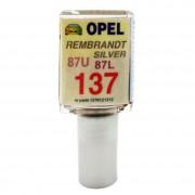 Javítófesték Opel Rembrandt Silver 87U 87L 137 Arasystem 10ml