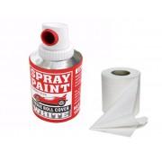 Dispenser per carta igienica Bomboletta spray vernice per auto