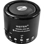 Bluetooth hangszóró Mp3,Rádió,USB, TF kártya,3,5 jack,telefon kihangosítás - WS-Q9