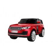 Dečiji auto licencirani RANGE ROVER METALIK (Model 2501 crveni)