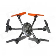 Walkera QR Y100 5.8Ghz 6 Axis FPV Quad Version Hexacopter Wifi para IOS / Android - Gris plata