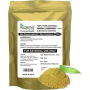 KAZIMA Premium Quality Heena Powder (100g) - 100% Pure Herbal & Fresh - Hair Mask Hair Growth Facial Mask Dandruff headaches