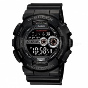 reloj digital estandar casio g-shock GD-100-1B-negro