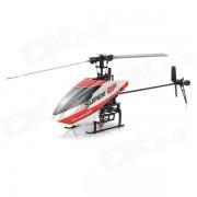 Walkera Super CP 6-CH control de radio de 2?4 GHz R / C Helicopter - Rojo + Negro + Blanco