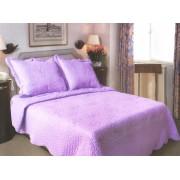 Cuvertură de pat Rose Me Lilac (model 1173-10)