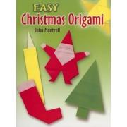 Easy Christmas Origami, Paperback