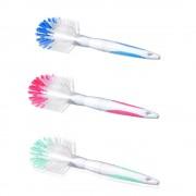 Tommee Tippee Közelebb a természeteshez Cumisüveg tisztító kefe (rózsaszín)