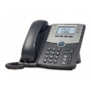 TELEFONO IP CISCO 4 LINEAS, C/DISPLAY, POE Y PUERTO P/PC