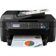 Epson WorkForce WF-2750DWF ADF (Fax-Duplex+Hálózat+Wifi) tintasugaras multifunkciós nyomtató