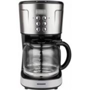 Cafetiera Digitala Heinner HCM-D915BKS 900W 1.5L Silver-Black