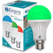 SWARA B22 7W COLOR LED BULB GREEN- PACK OF 1