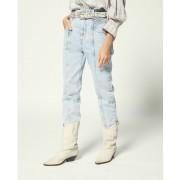 Isabel Marant jeans Henoya blauw