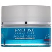 Eveline Cosmetics Aqua Hybrid crema de día y noche reafirmante intensa 45+ 50 ml