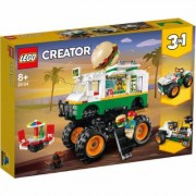 LEGO® Creator 31104 Burger-Monster-Truck, bunt
