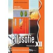 Filosofie TIP A Manual pentru clasa a XII-a