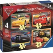 PUZZLE CARS 12162024 PIESE Ravensburger