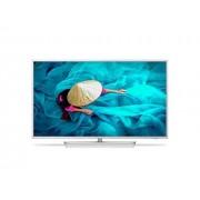 "Philips 43HFL6014U/12 TV 109.2 cm (43"") 4K Ultra HD Smart TV WiFi Plata Televisor (109.2 cm (43""), 3840 x 2160 Pixeles, LED, Smart TV, WiFi, Plata)"