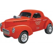 Revell K.S. Pittman Willys Drag Coupe Plastic Model Kit