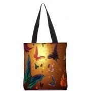 Snoogg Women's Tote Bag (Multi-Coloured) (RPC-2453-ToteBag)
