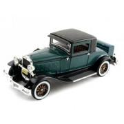 Signature Models 1930 Hudson Diecast Model Car 1/32 Green