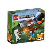 AVENTURA DIN TAIGA - LEGO (21162)