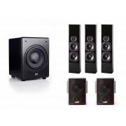 Pachet Special: Sistem Audio 5.1 M&K Sound v2
