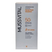 Mussvital Facial Fluid SPF50+ 50 ml