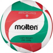 molten Volleyball V5M2000-L (weiß/grün/rot) - 5