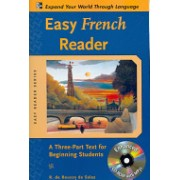 Easy Spanish Reader - A Three-part Text for Beginning Students (Tardy William T.)(Mixed media product) (9780071603386)