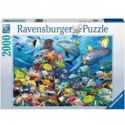 Пъзел 2000 части - Морско дъно - Ravensburger, 7016682